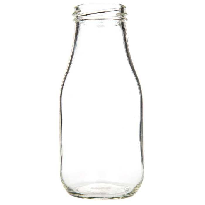 Glass Milk Bottle Hobby Lobby 1161819